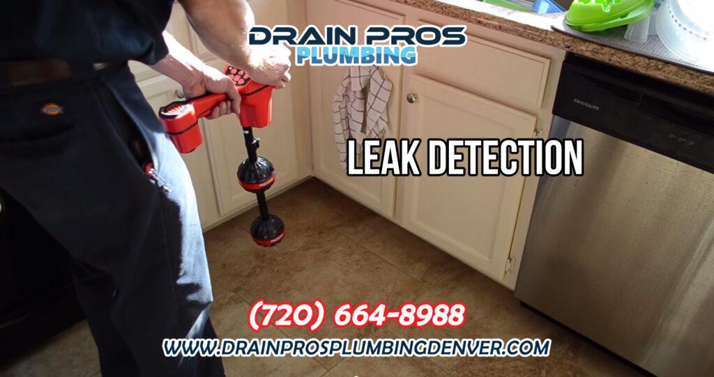 Leak Detection Services in Denver Colorado