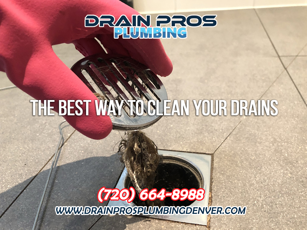 Best Ways to Unclog Drains in Denver Colorado