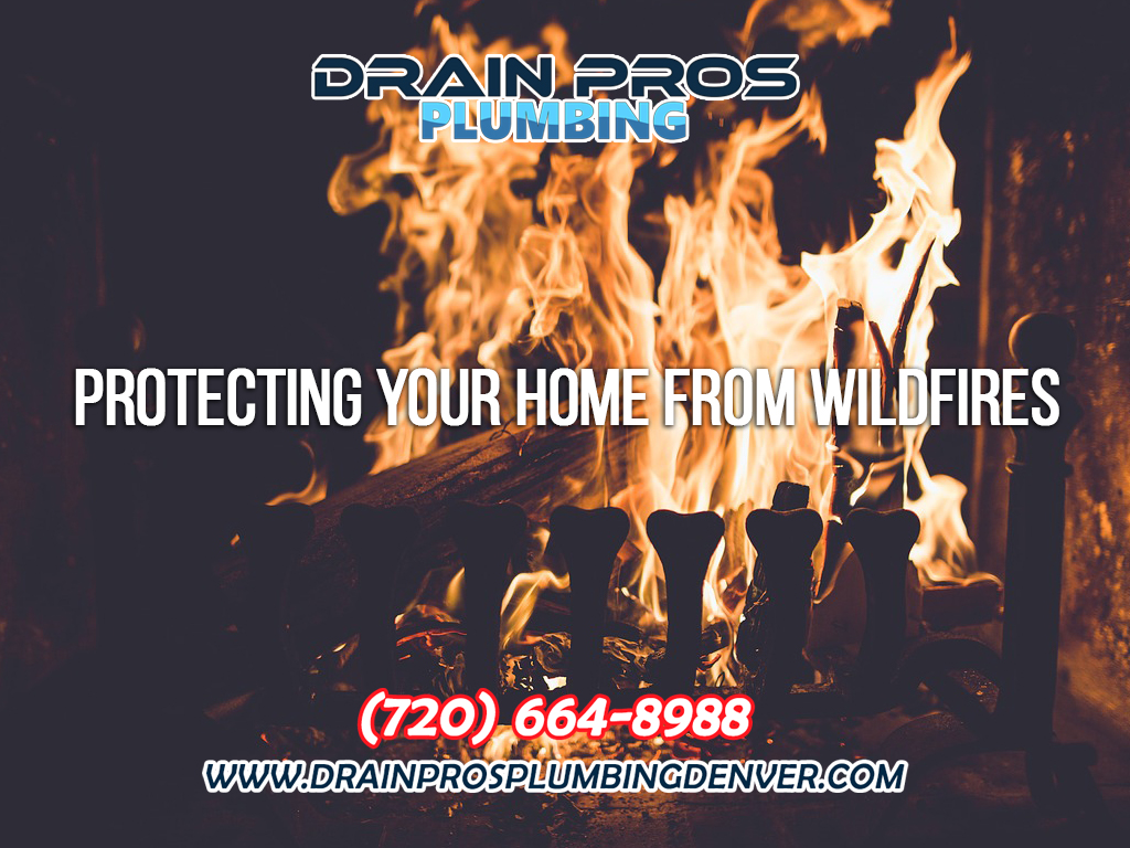 Protecting Your Home from Wildfires in Denver Colorado
