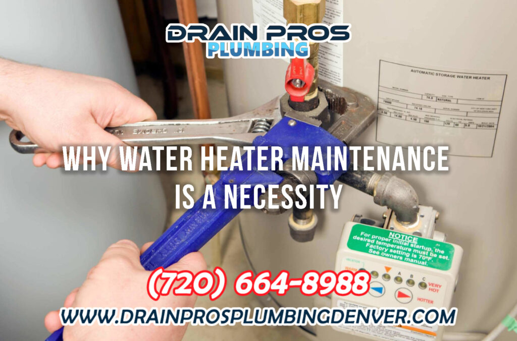 Water Heater Maintenance in Denver