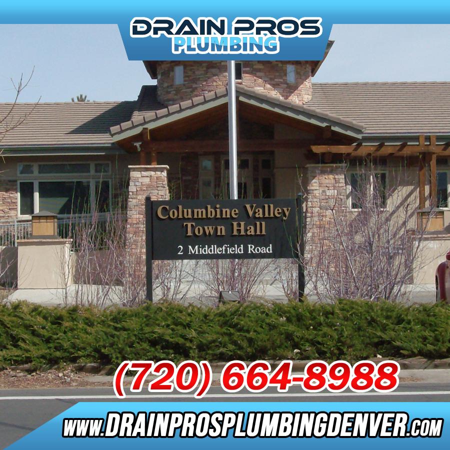 Best Plumbers Columbine Valley Colorado;