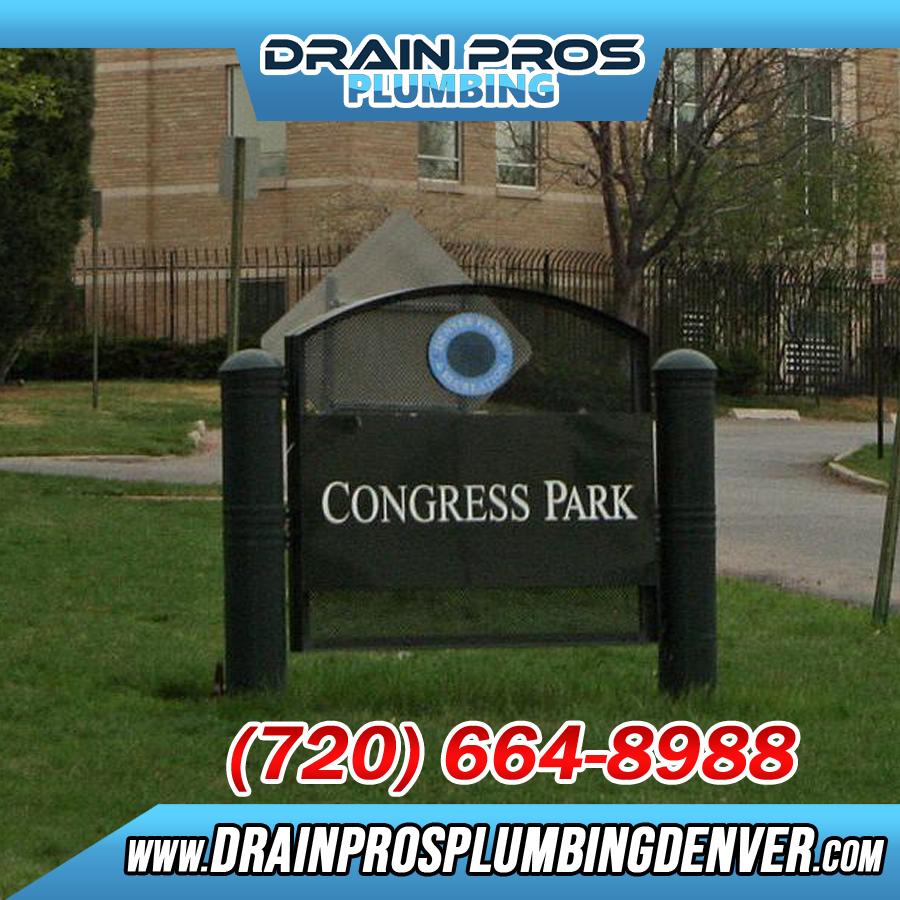 Plumber Congress Park Denver;