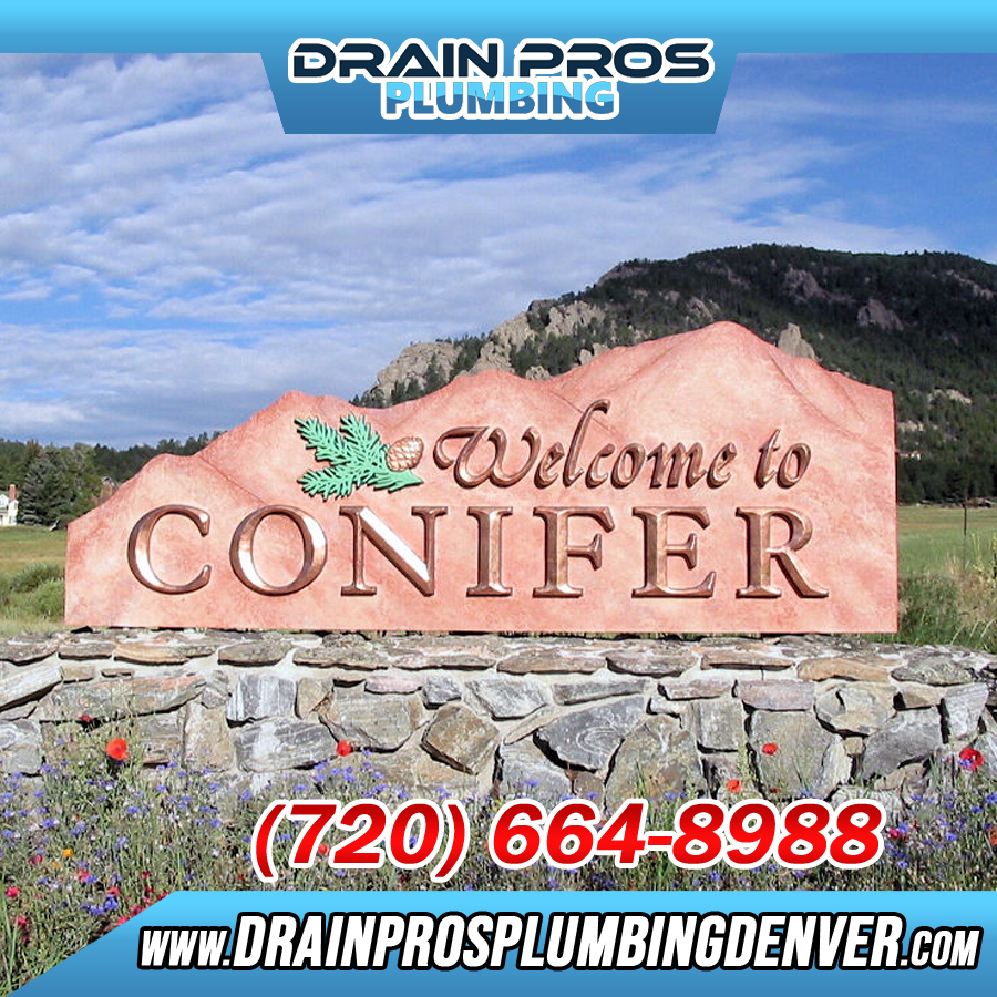 Best Plumbers Conifer Colorado;