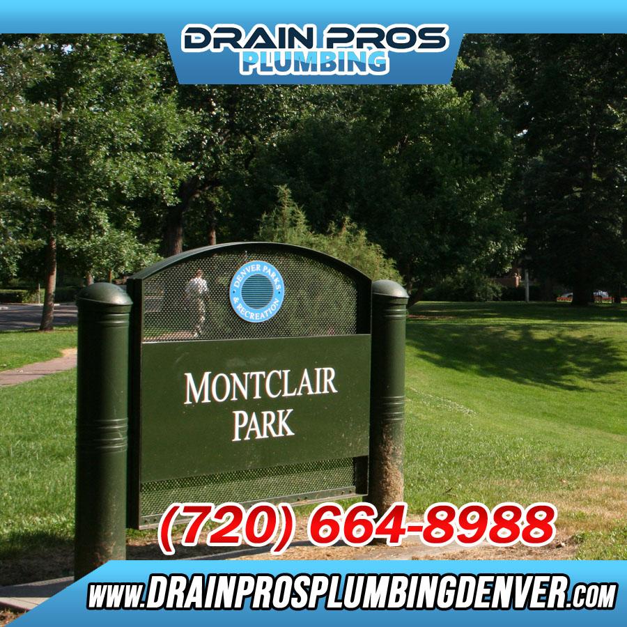 Emergency Plumber Montclair Denver;
