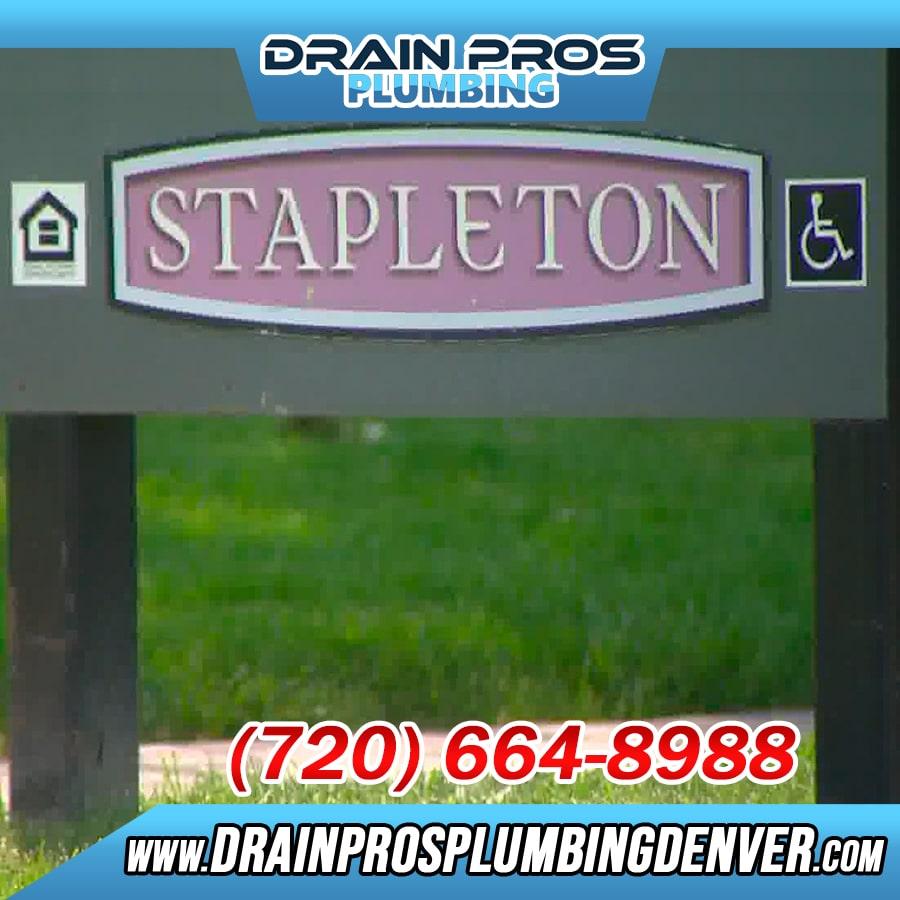 Plumbers In Stapleton Denver Co;