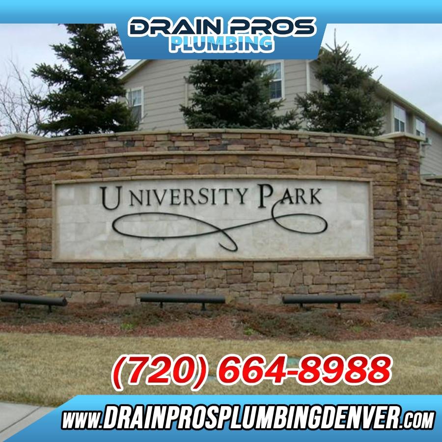 Best Plumbers University Park Denver;