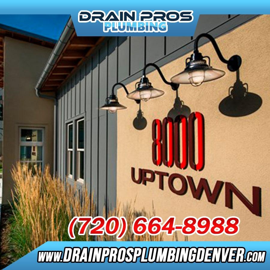 Cheap Plumber Uptown Denver;