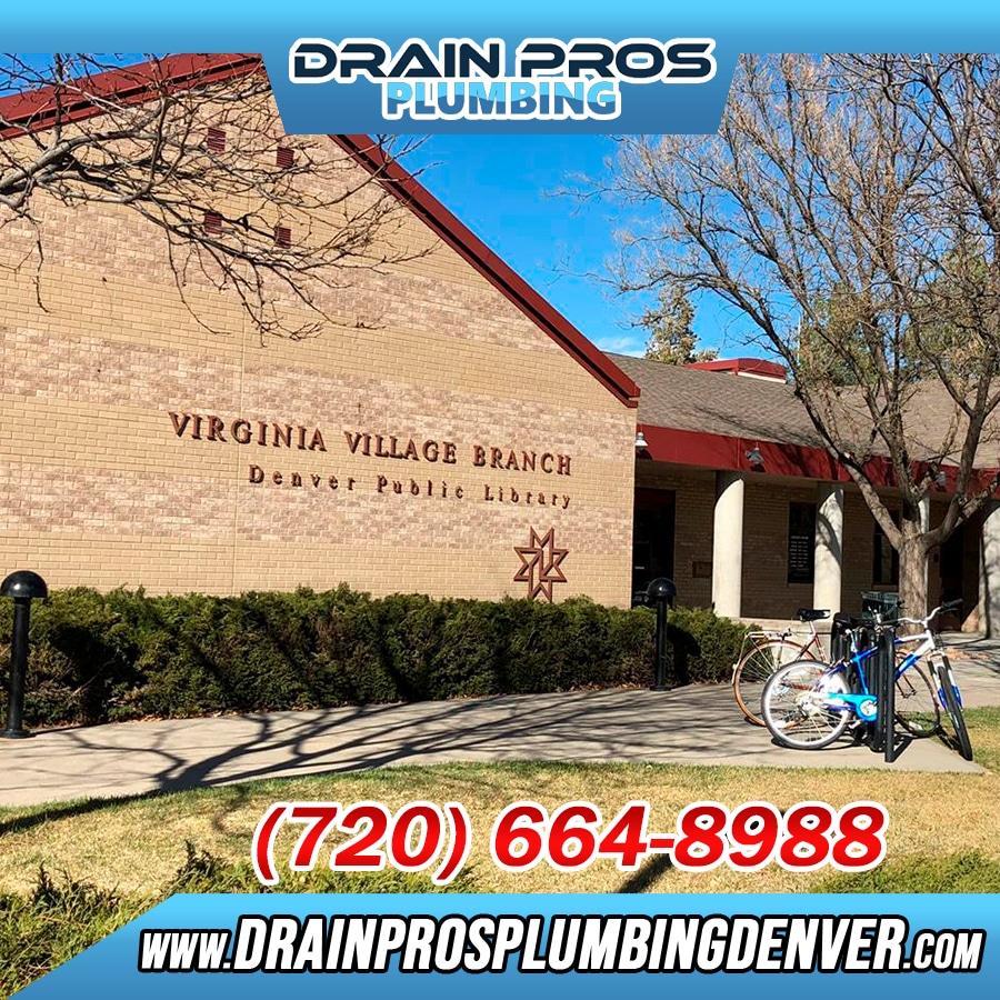 Best Plumbers In Virginia Village Denver