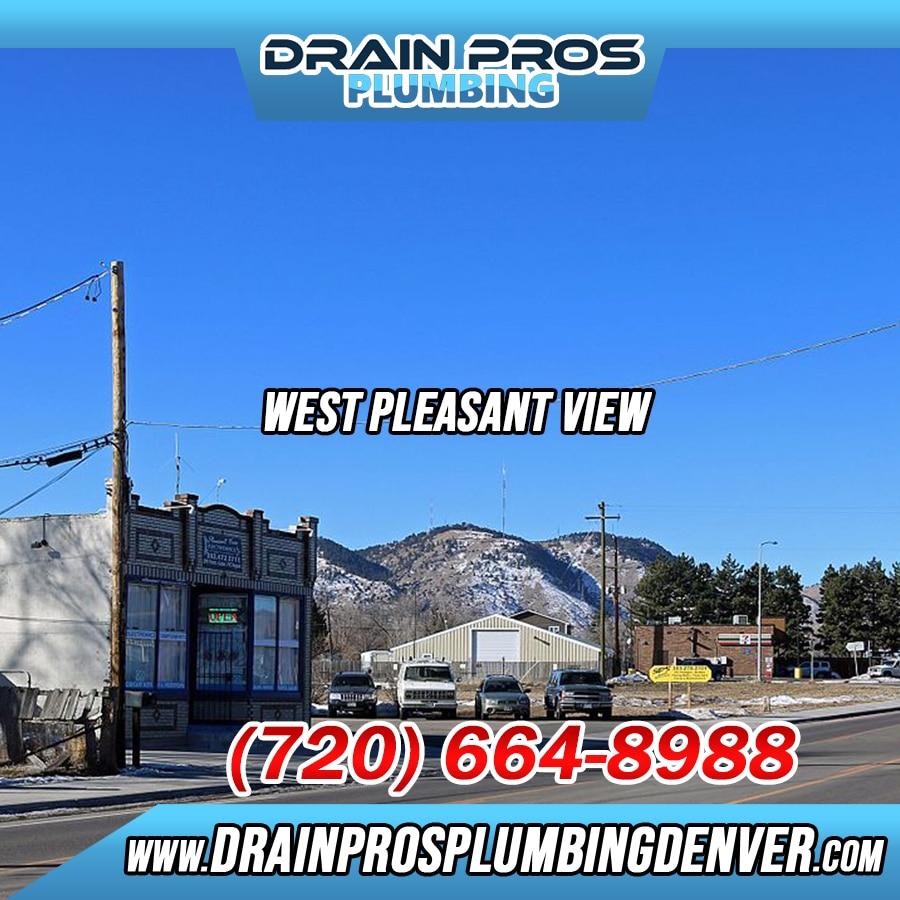 Plumbers In West Pleasant View Colorado