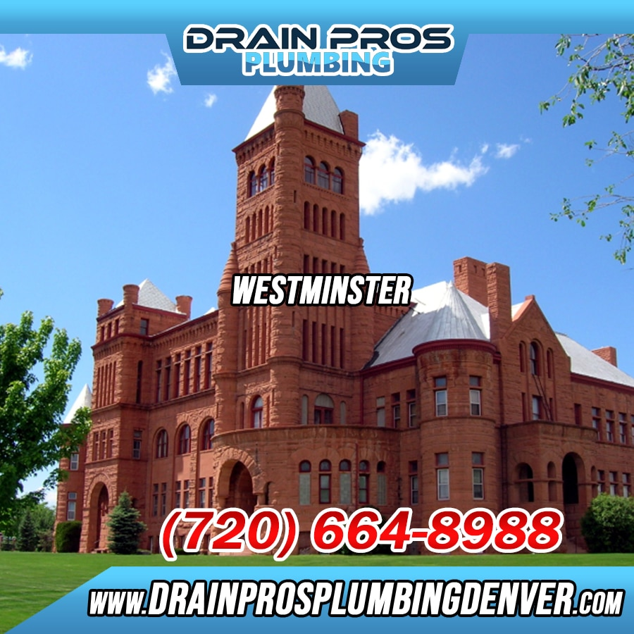 Plumber Westminster Colorado