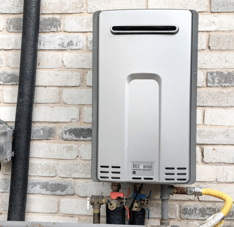 Can A Tankless Water Heater Run Out Of Water In Denver